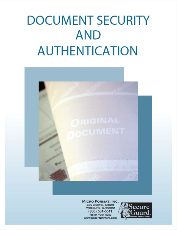 Document Security Guide